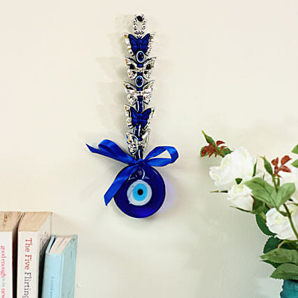 home décor evil eye hanging