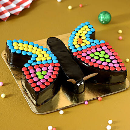 butterfly cake for xmas online