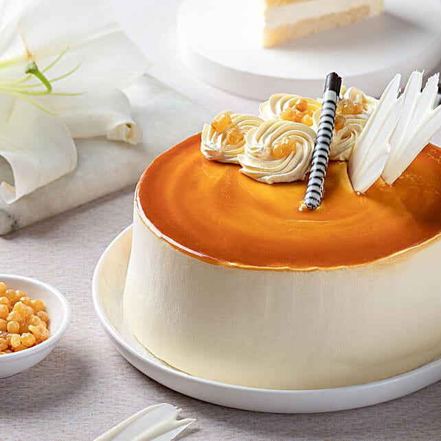 Butterscotch Cake Half kg