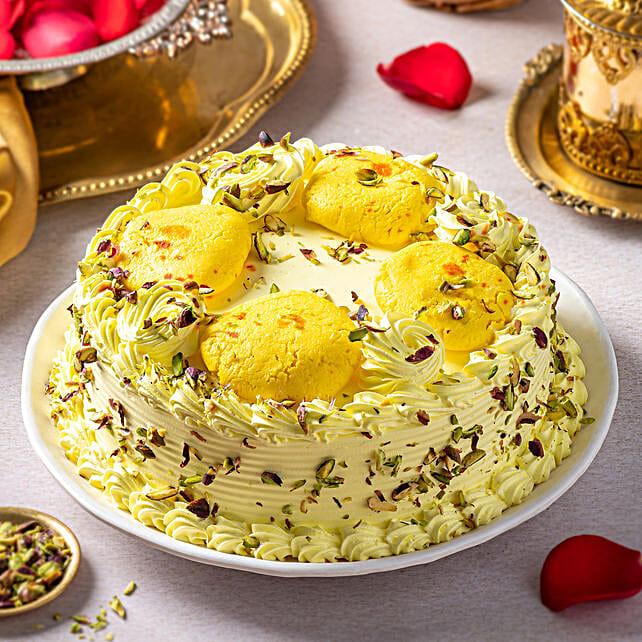 rasmali fusion cake online