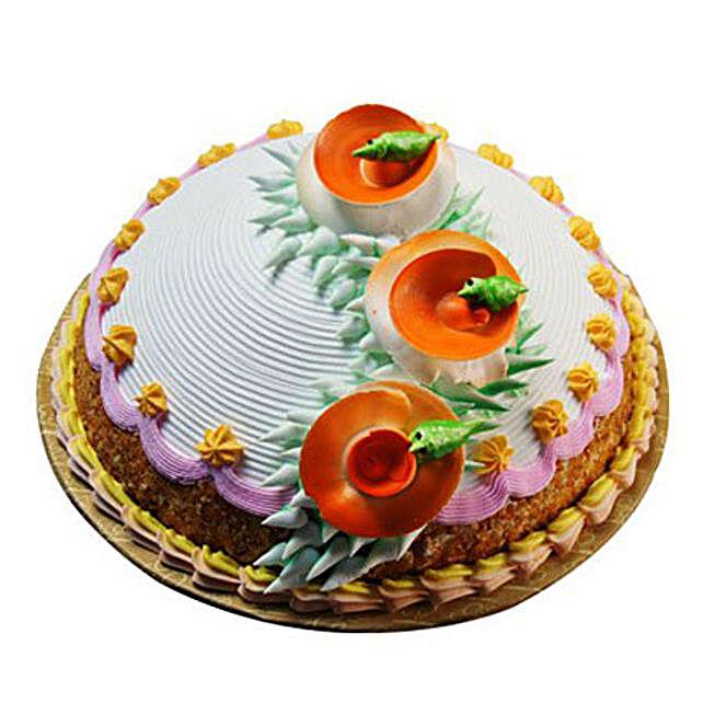 Butterscotch Mountain Cake Half kg