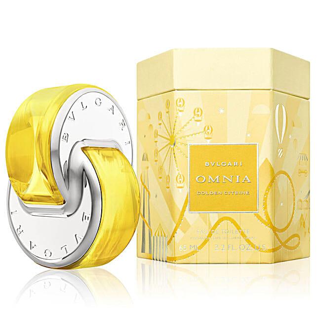 Bvlgari Omnia Golden for Her