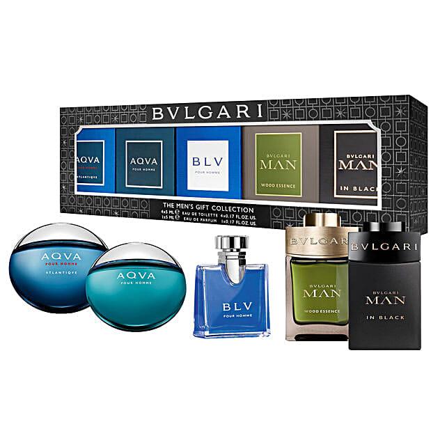 Bvlgari Perfume Set for Men