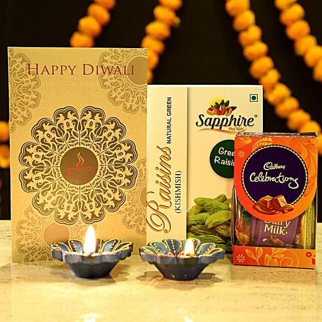 Online Cadbury Chocolates Diwali Greetings