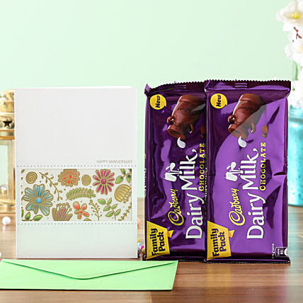 Exclusive Chocolate Combo for Couple Online