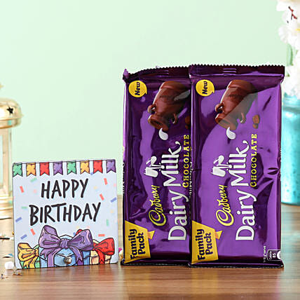 Exclusive Chocolate Combo for Birthday