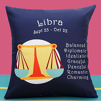 Calmness of the Libra:Gift For Retirement