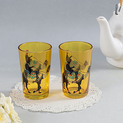 Online Camel Glory Chai Glass