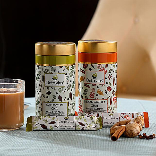 Masala Chai Gift Hamper Box:Tea Gift Hampers