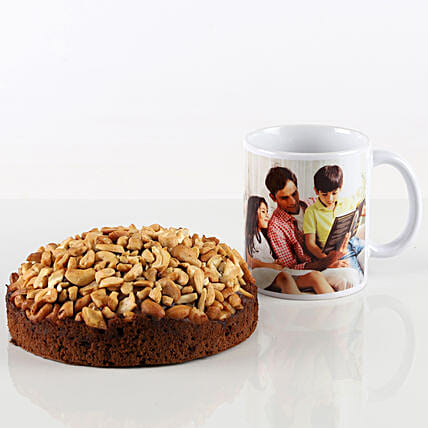 Dry Cake and Customise Mug Online