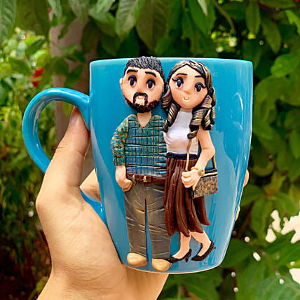 Online Couple Mug