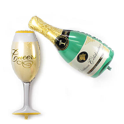Champagne Balloons online