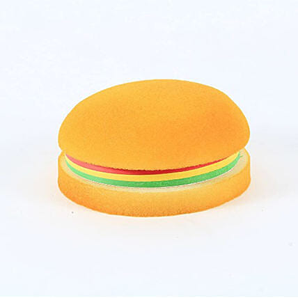 Cheese Burger Notepad