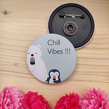 Chill Vibes Badge