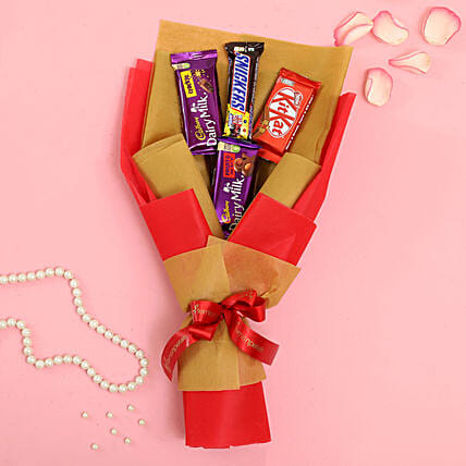 Choco Affair Bouquet