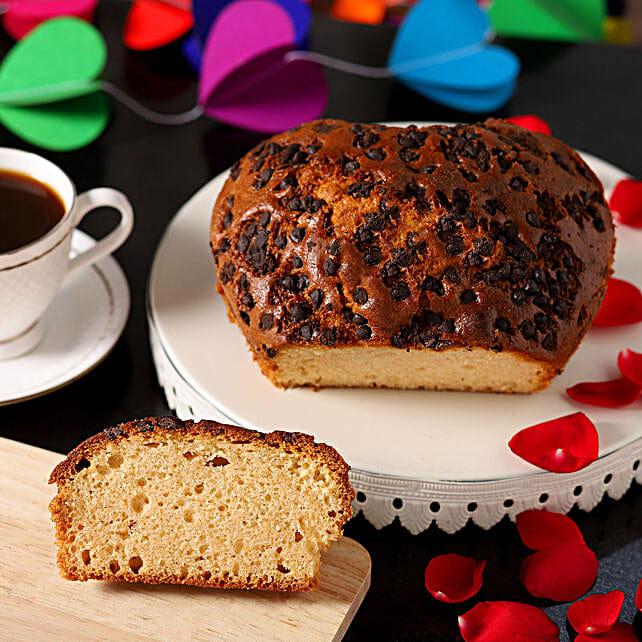 Online Choco Chip Vanilla Dry Cake
