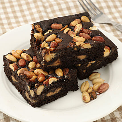 Peanut Brownies Online:Brownies
