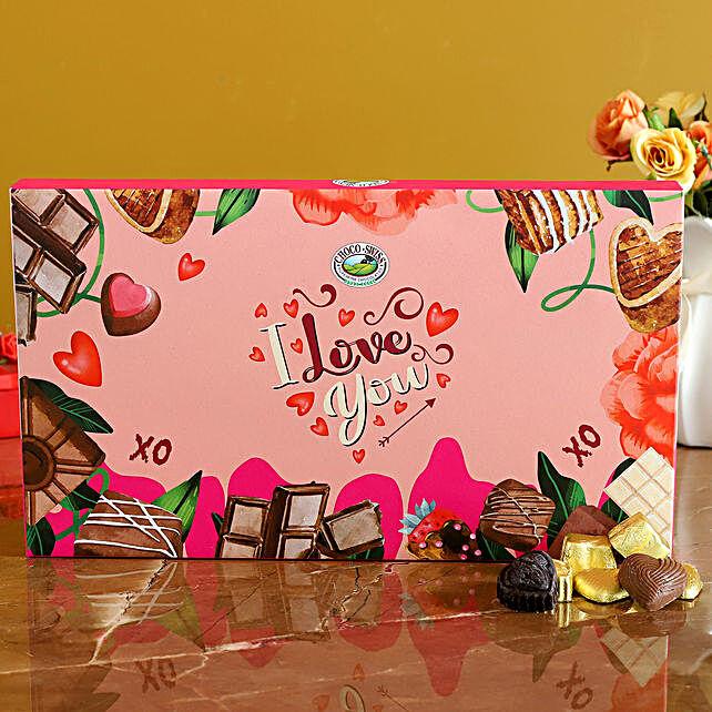 Choco Swiss Love You Chocolate Box