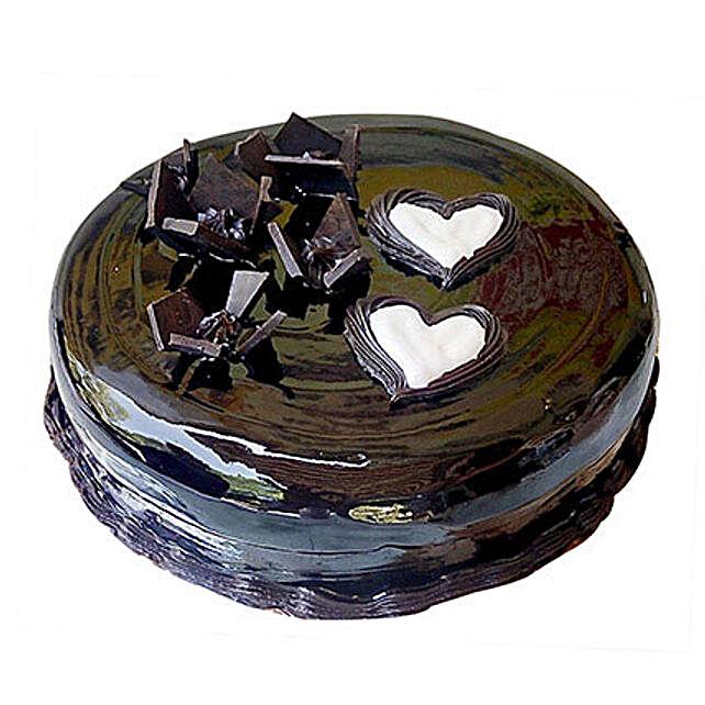 Choco Velvet Cake 2 Kg