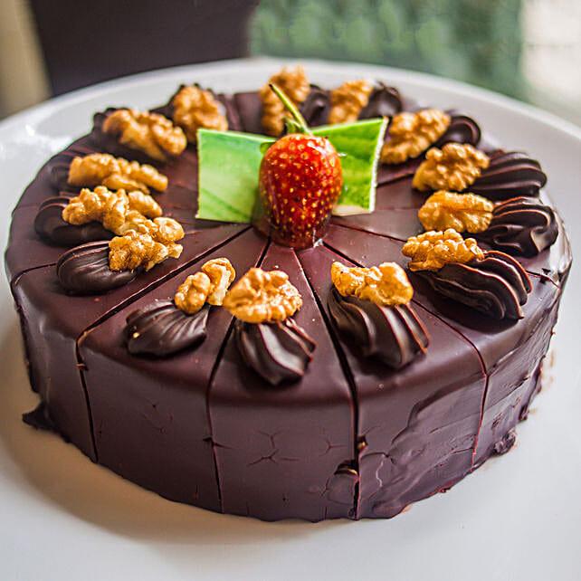 walnut cream cake online:Diwali Theme Cakes