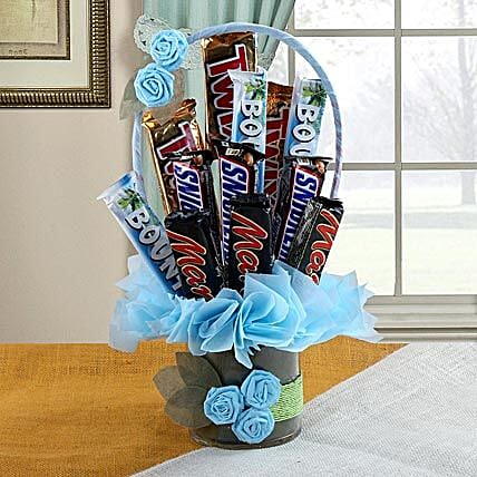 Dark Chocolate Bouquet