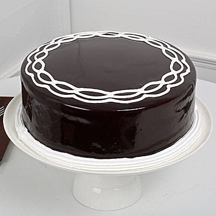 Chocolate Cakes Half kg Eggleess:Send Gifts to Nanded