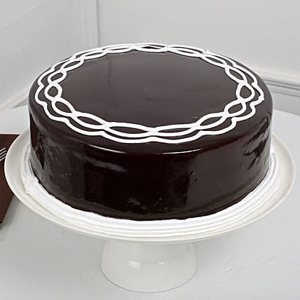 Chocolate Cakes Half kg Eggleess:Send Wedding Gifts to Haldwani