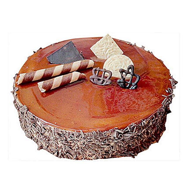 Chocolate Caramel Cake 1 Kg