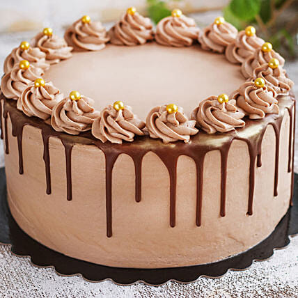 online chocolate fudge cake:Miss You Cakes