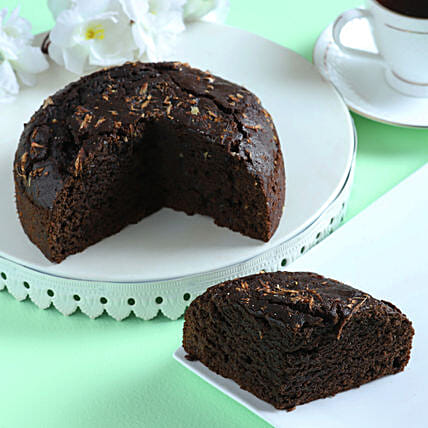 Online  Chocolate Ginger Cake:Get Well Soon Cakes