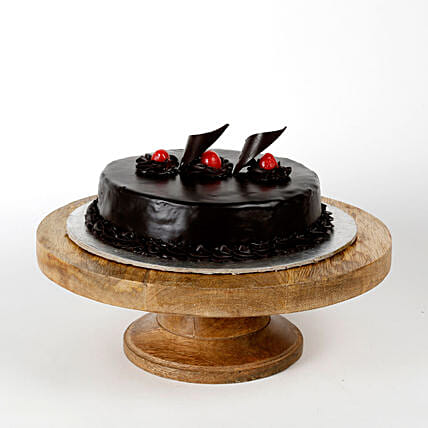 Happy New Year Cake Half kg:Order Cakes  In Surat