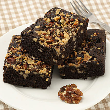 Online Chocolate Walnut Brownies:Brownies