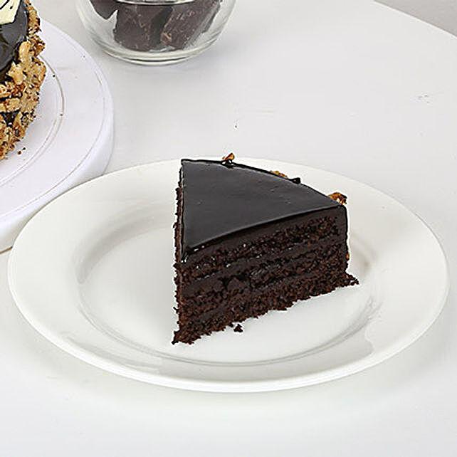 Chocolate Walnut Truffle 1kg Eggless