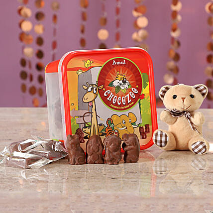 Online Chocozoo & Teddy Bear
