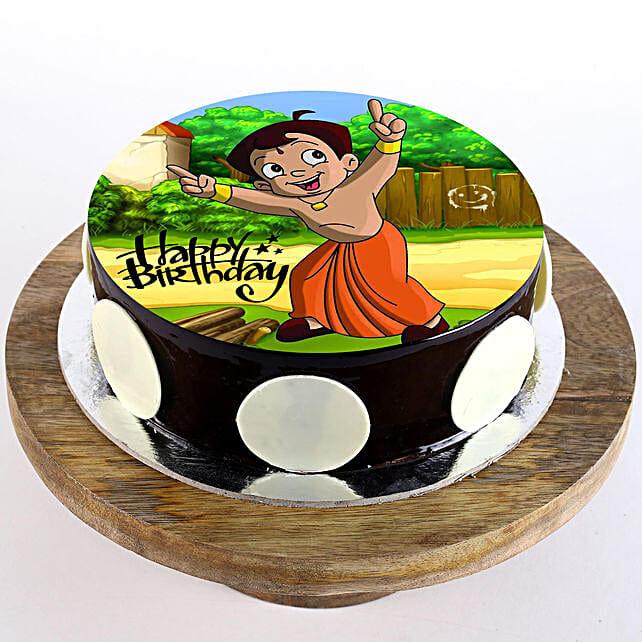 Online Chota Bheem Cake