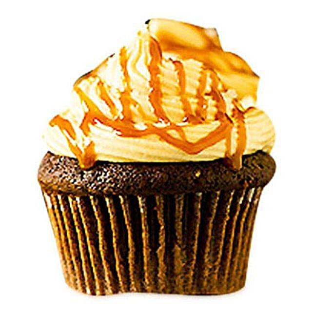Christmas Caramel cupcake 6:Caramel Cakes