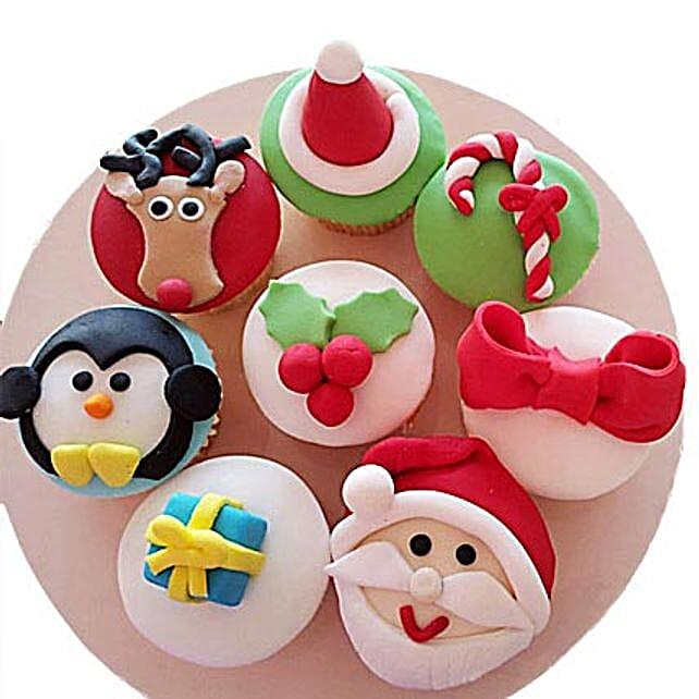 Christmas Special Cupcakes 12