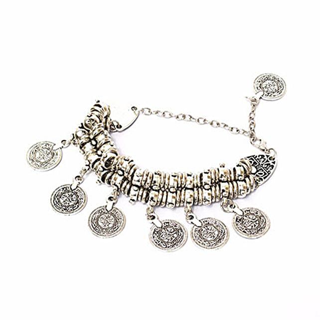 Coin Bracelet Online:Friendship day Bracelets