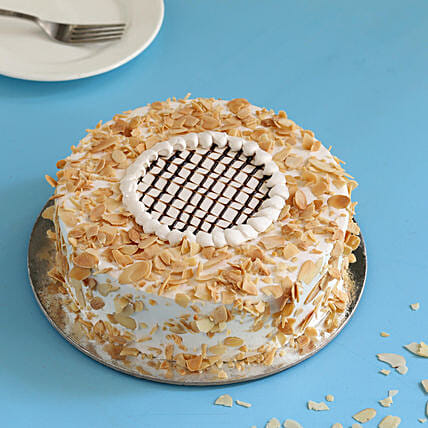 Online Classic Almond Cake