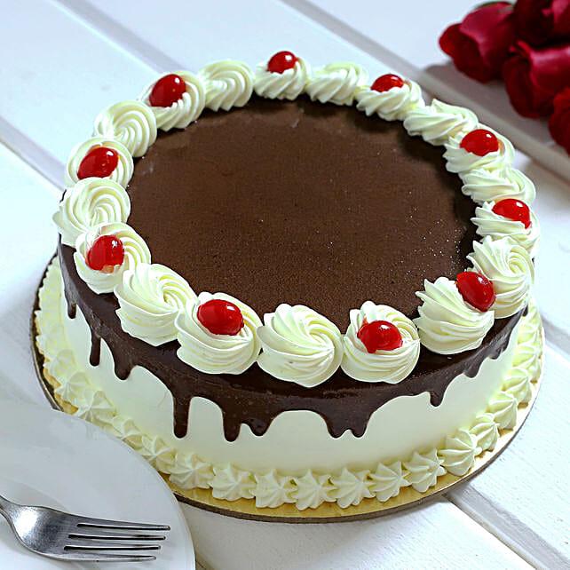 Classic Choco Love Cake