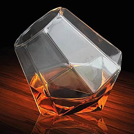 Buy Online Diamond Whisky Glass
