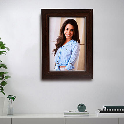 classy personalised photo frame online