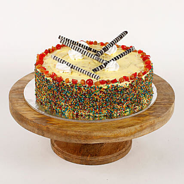 Online vermicelli creamy cake