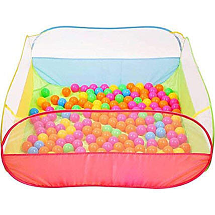 Colorful Ball Pool For Kids:1st Birthday Gifts