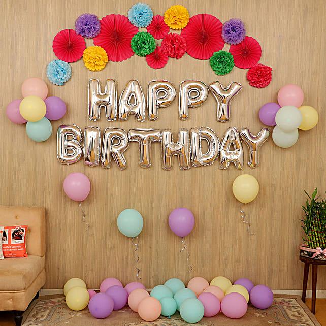 Birthday Decorations Birthday Party Decoration Services Ferns N Petals