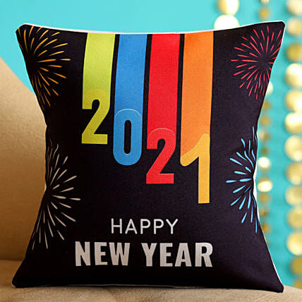 Unique New Year 2020 Cushion Online