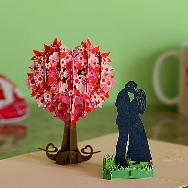 Online Couple 3D Card