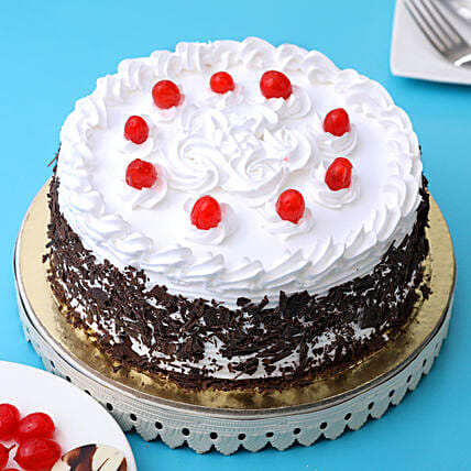 best chocolate cake online:Black Forest Cakes