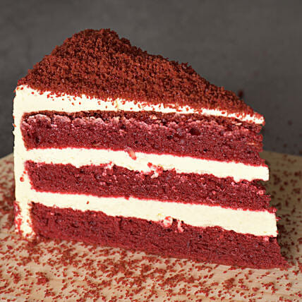 red velvet pastry for anniversary