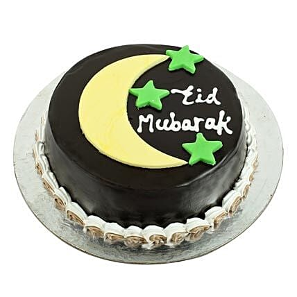 Chocolate cakes for Eid Half kg:Eid Mubarak Gift